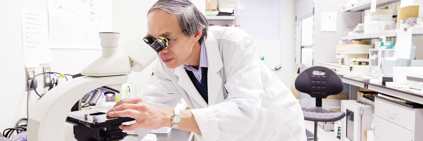 researcher from the centre